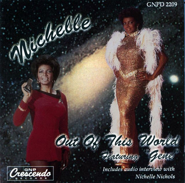 [FLAC] Nichelle Nichols   Out of this world [Star Trek in Music Project][tntvillage scambioetico] preview 0