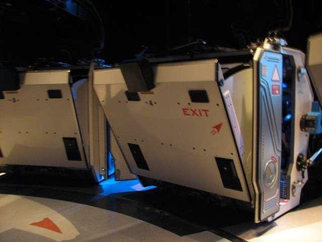 space shuttle simulator ride - photo #29